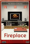 Fireplaces 2 Hours of Looping Fires