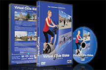 Virtual Cycle Rides - Paris France