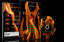 Fire DVD: Fireplace XL DVD