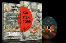 Koi Fish Pond DVD