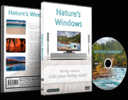 Nature DVD: Natures Windows DVD