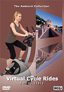 virtual_cycle_rides_rome_italy_for_treadmill_cycling_and_running_workouts