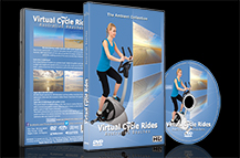 Virtual Cycle Rides - Australian Beaches with Nature Sounds and Ocean Sounds