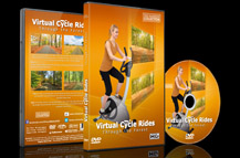 Virtual Cycle Rides - Through The Forest