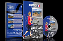 Virtual Walks - Corsica France
