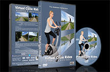Virtual Cycle Rides - Windmills & Waterways