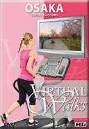 Virtual Walks for Indoor Fitness and Treadmill Exercises